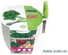 Pot aromates + ciseaux : kit persil