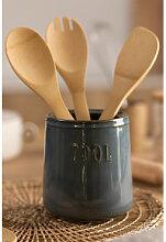 Pot de batterie de cuisine Treska Gris Bleu Sklum