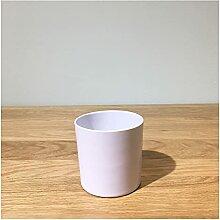 Pot de Fleur 1pcs Macaron Couleur Droit Fleur Pot