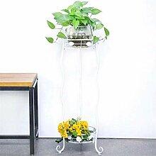 Pot de fleurs en rack étagère Tenir Plateau