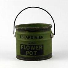 Pot de Peinture Vintage Objet décoratif 21 cm