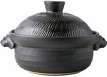 Pot En Pierre De Marmite En Céramique Européenne