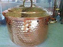 Pot faitout casserole cocotte Marmite di cuivre