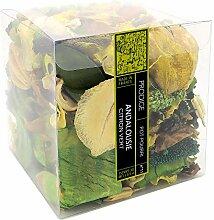 POT-POURRI boite - ANDALOUSIE (citron vert)