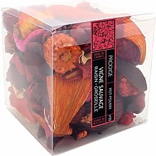 POT-POURRI boite - VIGNE SAUVAGE (raisin groseille)