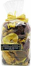 POT-POURRI sachet - DOUCEUR DES ILES (vanille)