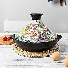 Pot Taji Casserole En Céramique Pot De Soupe Pot