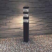 Poteau Luminaire Exterieur 48 Led 80cm - Borne