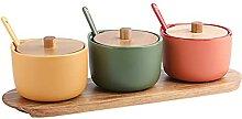Pots à Épices Matériel Cuisine Cuisine