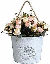 Pots De Fleurs À Suspendre Mur Planteur De Fleur
