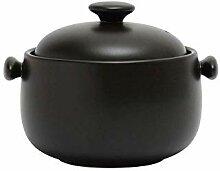 Pots En Argile De Marmite En Céramique Avec