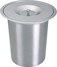 Poubelle 8L poubelle intégrée boîte de cuisine