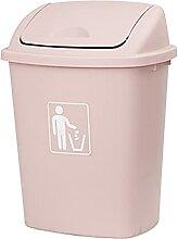 Poubelle Corbeille de poubelle, 6,6 gallons de