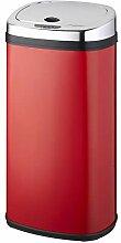 Poubelle de cuisine automatique 42L LARGO Rouge