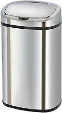 Poubelle de cuisine automatique - Acier - 50L
