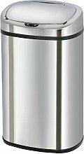 Poubelle de cuisine automatique MAJESTIC inox 58L