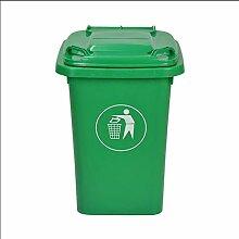 Poubelle Épaissir la poubelle extérieure peut