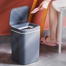 Poubelle intelligente 16l, nouvelle poubelle à