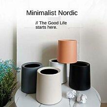Poubelle Simple, objets ménagers quotidiens,