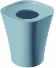 Poubelle Trash H 36 cm - Magis bleu en matière