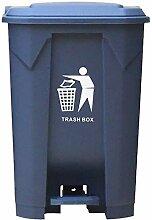Poubelles de recyclage Extérieur Trash Can, liez