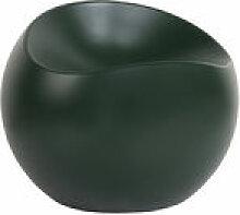 Pouf Ball Chair / Finition mate - XL Boom vert en