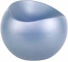 Pouf Ball Chair - XL Boom bleu en matière