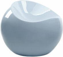 Pouf Ball Chair - XL Boom gris en matière