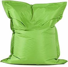 Pouf Design Fat Vert - Vert