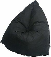 Pouf Fizz noir - Noir