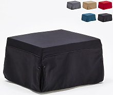 Pouf-lit pliant confortable design Morfeo |