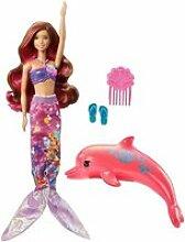 Poupée barbie : dauphin magique