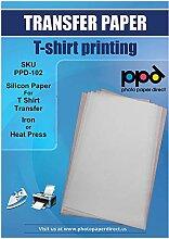 PPD 10 Feuilles x A4 Papier Silicone pour la