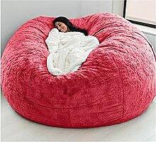 ppqq Chaise de Sac de Haricots Confortable