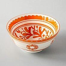 PPuujia Grand bol à soupe de style japonais en