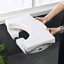 PPuujia Tabouret de toilette pliable multifonction