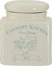 Premier Housewares-Country Kitchen-Boîte à thé