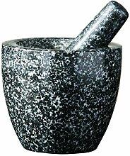 Premier Housewares Mortier et Pilon Anthracite