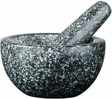 Premier Housewares Mortier et pilon Granit Gris
