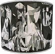 Premier Lighting 12 inch Guernica Art Abat-Jour
