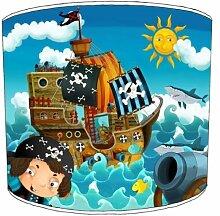 Premier Lighting Ltd 10 inch Pirate Ship Childrens