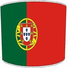 Premier Lighting Ltd 10 inch Portugal Flag Drum