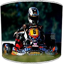 Premier Lighting Ltd 12 inch go Karting Print