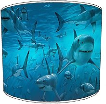 Premier Lighting Ltd 12 inch Grand Requin Blanc