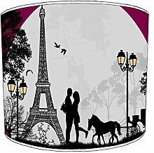 Premier Lighting Ltd 12 inch Paris Abat-jour9 pour