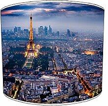 Premier Lighting Ltd 12 inch Paris Skyline