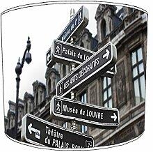 Premier Lighting Ltd 12 inch Paris Street Signs