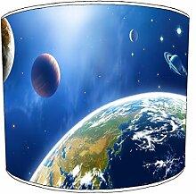 Premier Lighting Ltd 12 inch Planet Earth Drum