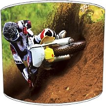 Premier Lighting Ltd 12 inch Suzuki Motocross Bike