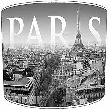 Premier Lighting Ltd 8 inch Paris Abat-jour4 pour